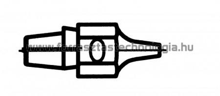 DX-110 Meleglevegős kiforrasztóhegy Weller