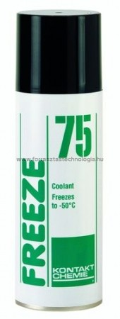 Hűtőspray Kontakt Freeze 75 400 ml.