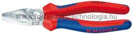 0305-180 Kombinált fogó Knipex 180 mm