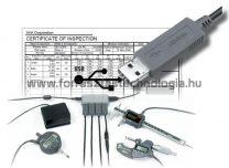 Mitutoyo USB-I TPAK Szoftver hardverkulccsal