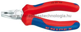 0805-110 Mini kombinált fogó Knipex 110 mm