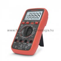 Maxwell digitalis multimeter 25304