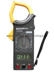 25601 Digitális lakatfogó Maxwell