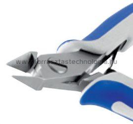 3145 Oldalcsípőfogó ESD 0,1 - 1,0 mm / 123 mm Megatec