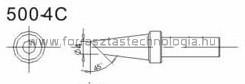 500-4C Pákahegy Quick 4 mm x 45°