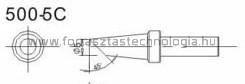 500-5C Pákahegy Quick 5 mm x 45°