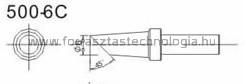 500-6C Pákahegy Quick 6 mm x 45°