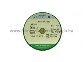 Forrasztó ón ólommentes SAC305 1 mm / 500 g