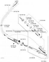 Tömítőgyűrű DSX 80 pákához (10db/cs)