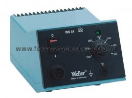 Weller PU 81 vezérlőegység