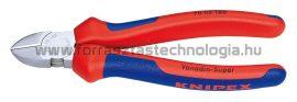 7005-140 Oldalcsípőfogó Knipex 1,8 mm / 140 mm