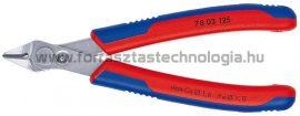 Oldalcsípőfogó Knipex 125mm
