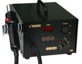 Quick meleglevegős forrasztóállomás - 850D