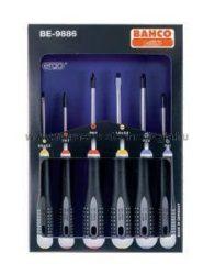 BE-9886 Csavarhúzó készlet Ergo Bahco