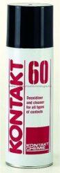 Oxideltávolító tisztító spray Kontakt 60 200 ml.