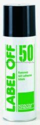 Cimkeeltávolító spray Kontakt Label Off 50 200 ml.