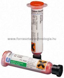OM-338 Flux Folyasztószer zselés Alpha 10cm3