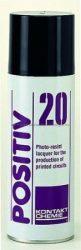 Fotokonduktív spray Kontakt Positiv 20 200 ml.