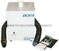 SYS-200 Elszívó berendezés Bofa