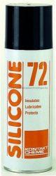 Szilikon spray Kontakt Silicone72